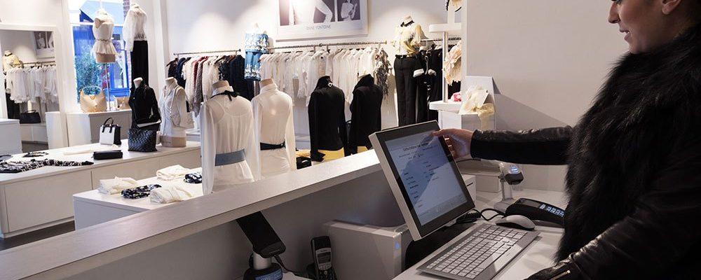 Les boutiques Anne FONTAINE déploient des TPV AURES